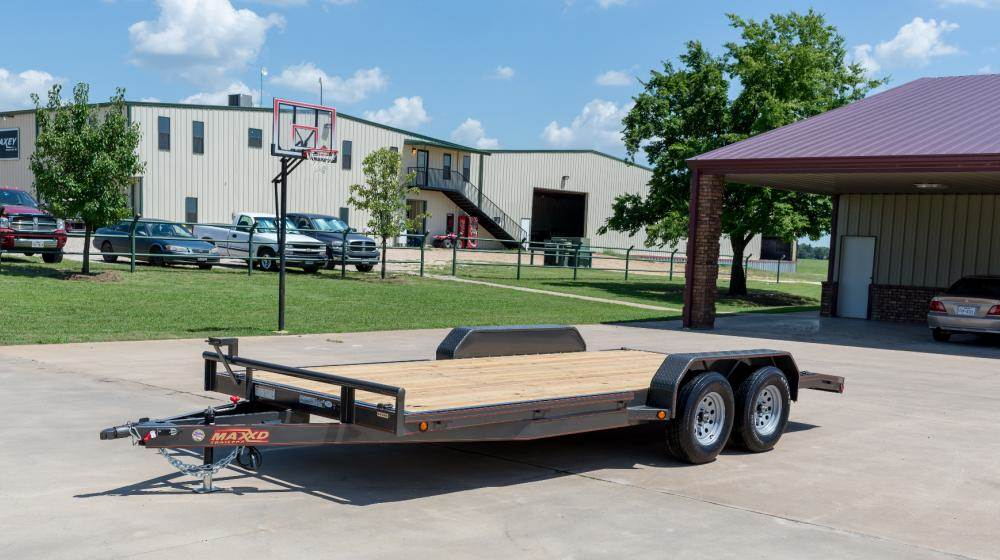 2017 MAXXD TRAILERS BUGGY HAULER in Elk Grove, California