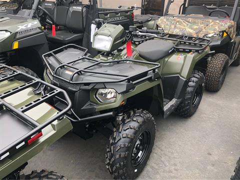 2020 Polaris Sportsman 570 EPS Utility Package in Elk Grove, California - Photo 1