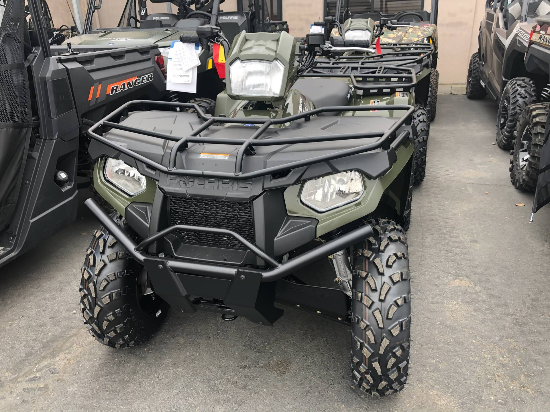 2020 Polaris Sportsman 570 EPS Utility Package in Elk Grove, California - Photo 6