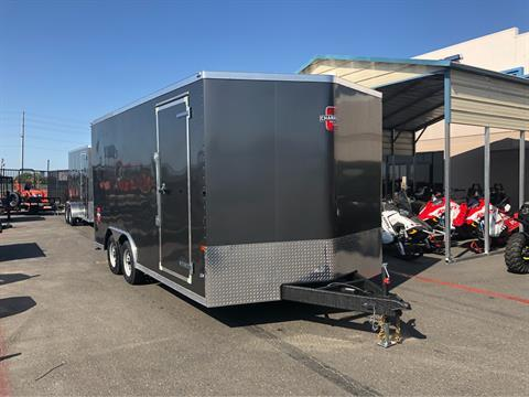 "2020 Charmac Trailers 16' x 100"" STEALTH CARGO TRAILER in Elk Grove, California"