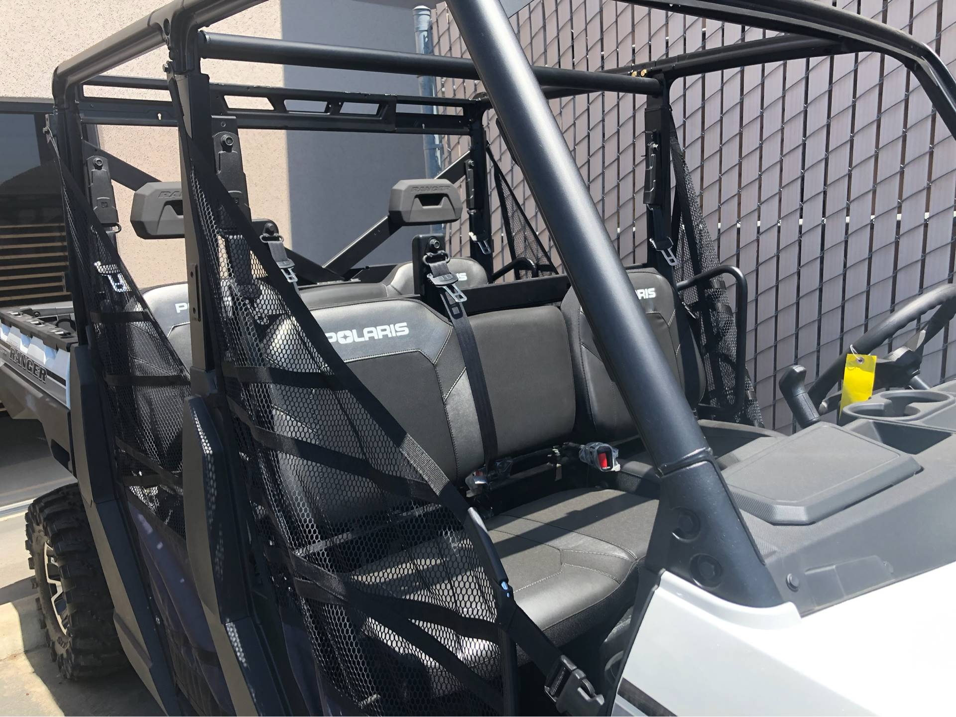 2019 Polaris Ranger Crew XP 1000 EPS Premium in Elk Grove, California - Photo 5