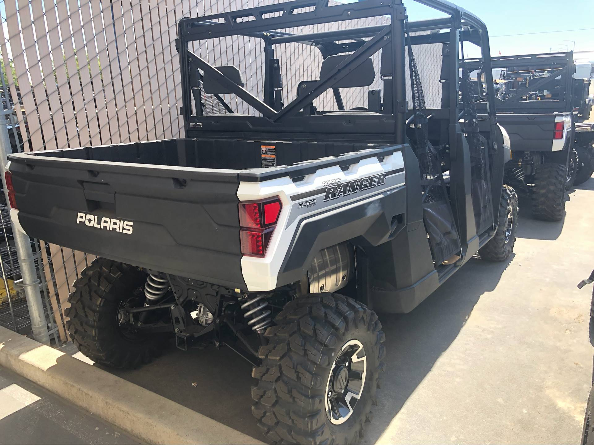 2019 Polaris Ranger Crew XP 1000 EPS Premium in Elk Grove, California - Photo 8
