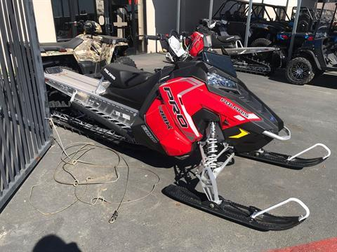 2018 Polaris 800 PRO-RMK 163 ES in Elk Grove, California