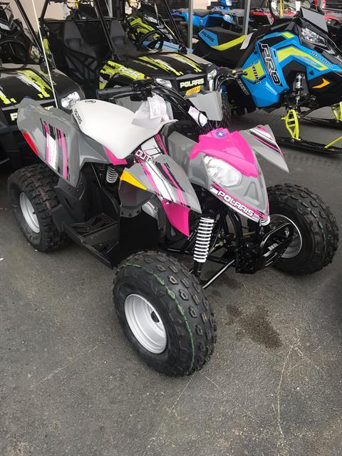 2019 Polaris Outlaw 110 in Elk Grove, California