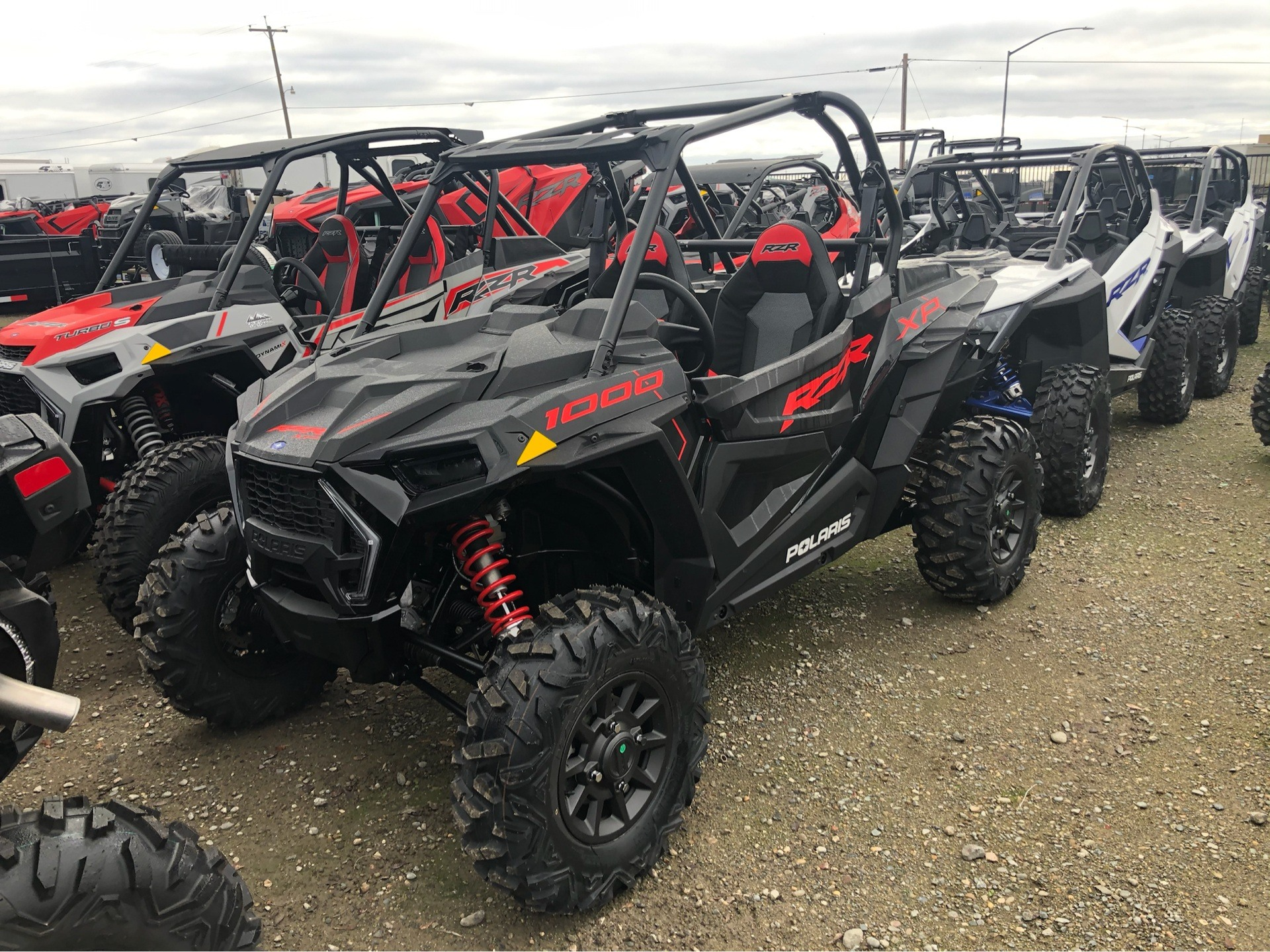 2020 Polaris RZR XP 1000 Premium in Elk Grove, California - Photo 1