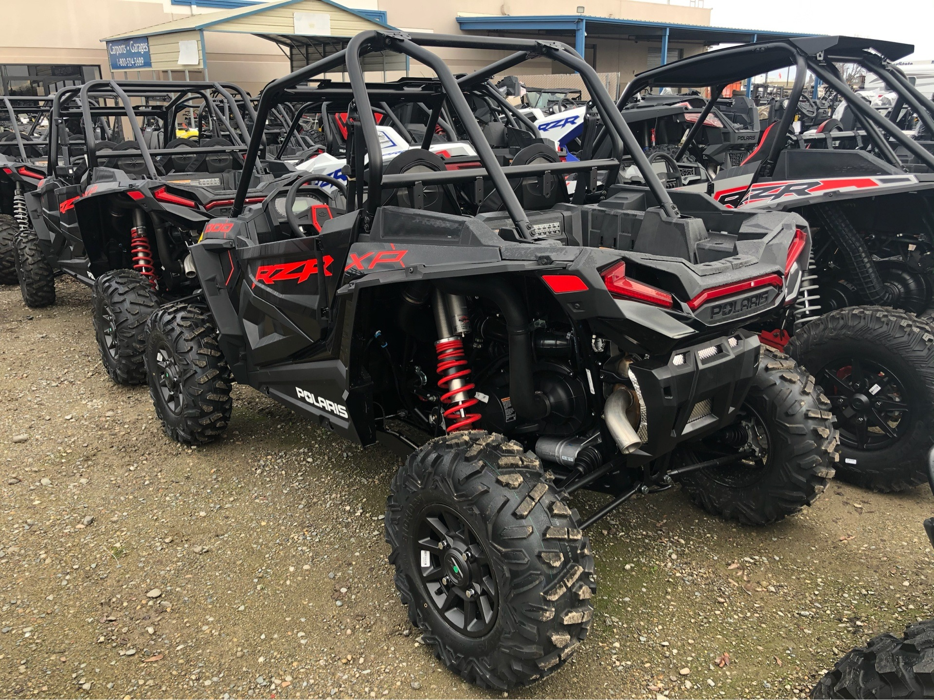 2020 Polaris RZR XP 1000 Premium in Elk Grove, California - Photo 5