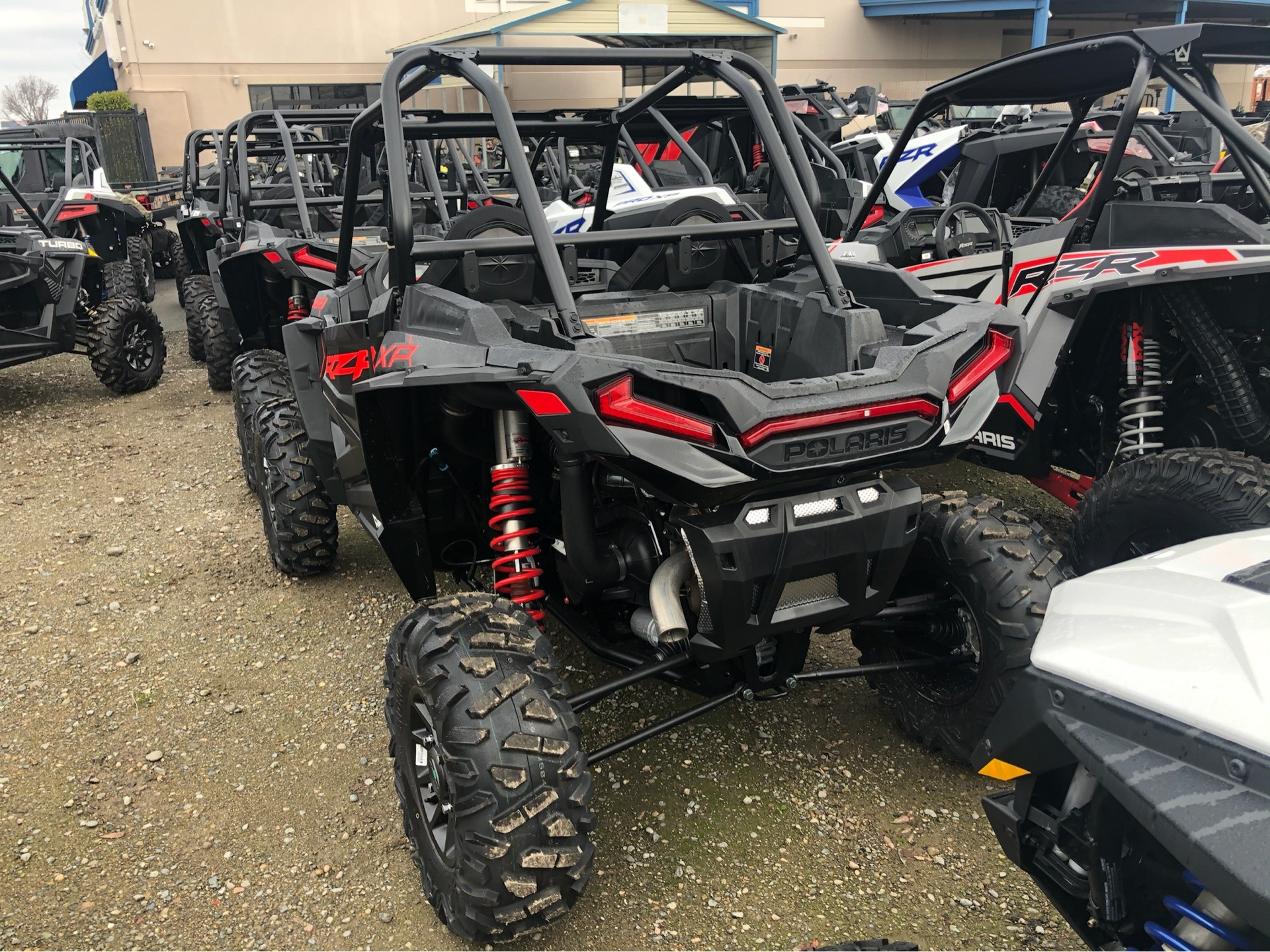 2020 Polaris RZR XP 1000 Premium in Elk Grove, California - Photo 6