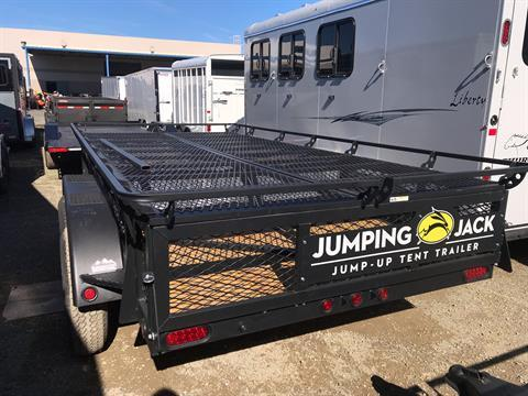 2019 Jumping Jack 6X12 MIDSIZE W/ 8' TENT in Elk Grove, California - Photo 5