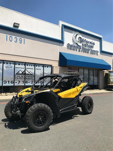 2017 Can-Am Maverick X3 Max X ds Turbo R in Elk Grove, California