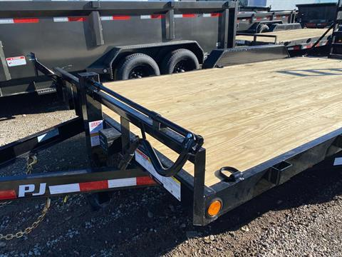 "2021 PJ Trailers 16' X 5"" CHANNEL EQUIPMENT in Elk Grove, California - Photo 3"