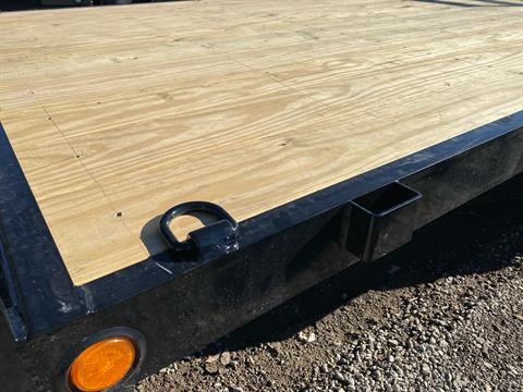 "2021 PJ Trailers 16' X 5"" CHANNEL EQUIPMENT in Elk Grove, California - Photo 4"