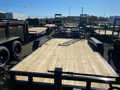 "2021 PJ Trailers 16' X 5"" CHANNEL EQUIPMENT in Elk Grove, California - Photo 5"