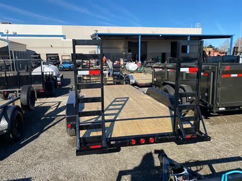 "2021 PJ Trailers 16' X 5"" CHANNEL EQUIPMENT in Elk Grove, California - Photo 11"