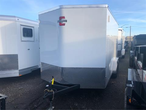 2020 Charmac Trailers 14' x 7' STEALTH CARGO in Elk Grove, California