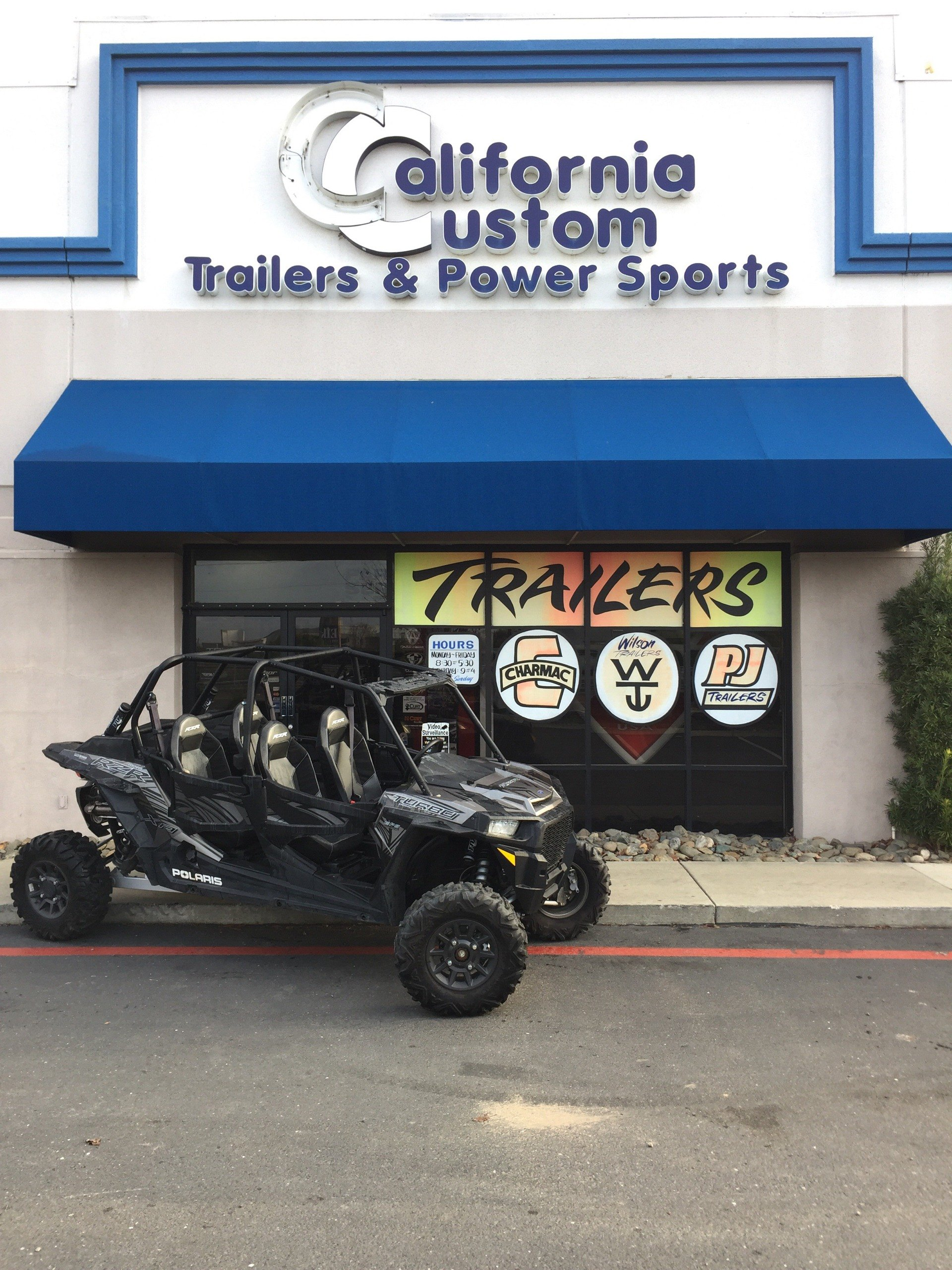 2017 Polaris RZR XP 4 TURBO EPS for sale 109869