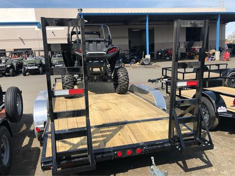 "2019 PJ Trailers 18' X 5"" CHANNEL EQUIPMENT in Elk Grove, California - Photo 6"