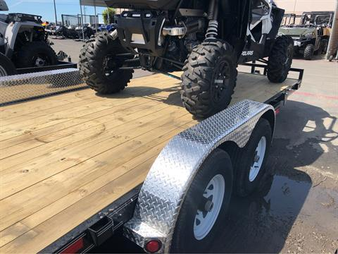 "2019 PJ Trailers 18' X 5"" CHANNEL EQUIPMENT in Elk Grove, California - Photo 8"