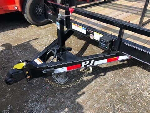 "2019 PJ Trailers 18' X 5"" CHANNEL EQUIPMENT in Elk Grove, California - Photo 2"