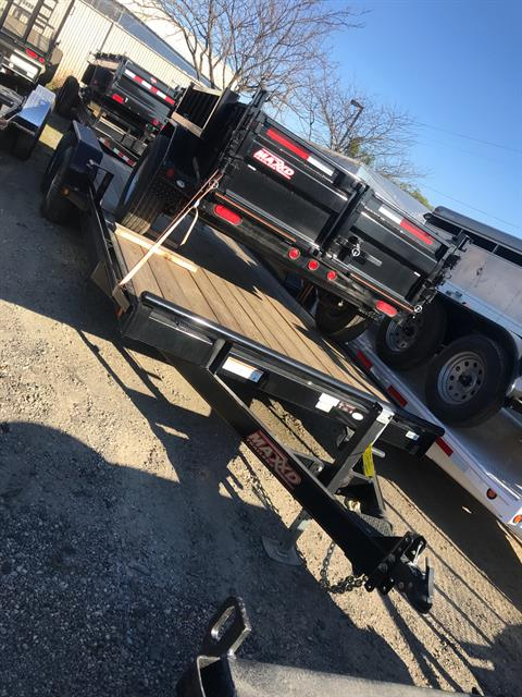 "2015 MAXXD TRAILERS 20'x83"" 14K Car Hauler in Elk Grove, California"