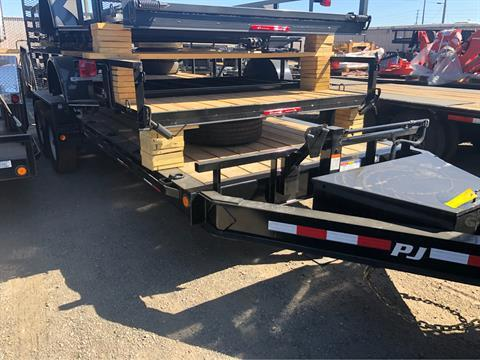 "2020 PJ Trailers 20' X 8"" PRO-BEAM EQUIPMENT TRAILER in Elk Grove, California - Photo 2"