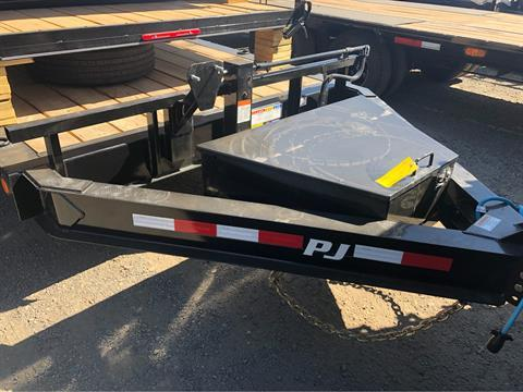 "2020 PJ Trailers 20' X 8"" PRO-BEAM EQUIPMENT TRAILER in Elk Grove, California - Photo 3"
