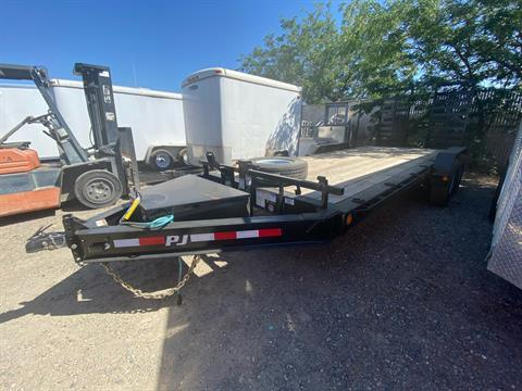 "2020 PJ Trailers 20' X 8"" PRO-BEAM EQUIPMENT TRAILER in Elk Grove, California - Photo 1"
