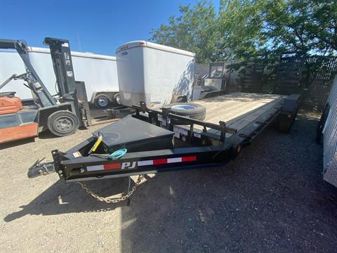 "2020 PJ Trailers 20' X 8"" PRO-BEAM EQUIPMENT TRAILER in Elk Grove, California - Photo 9"