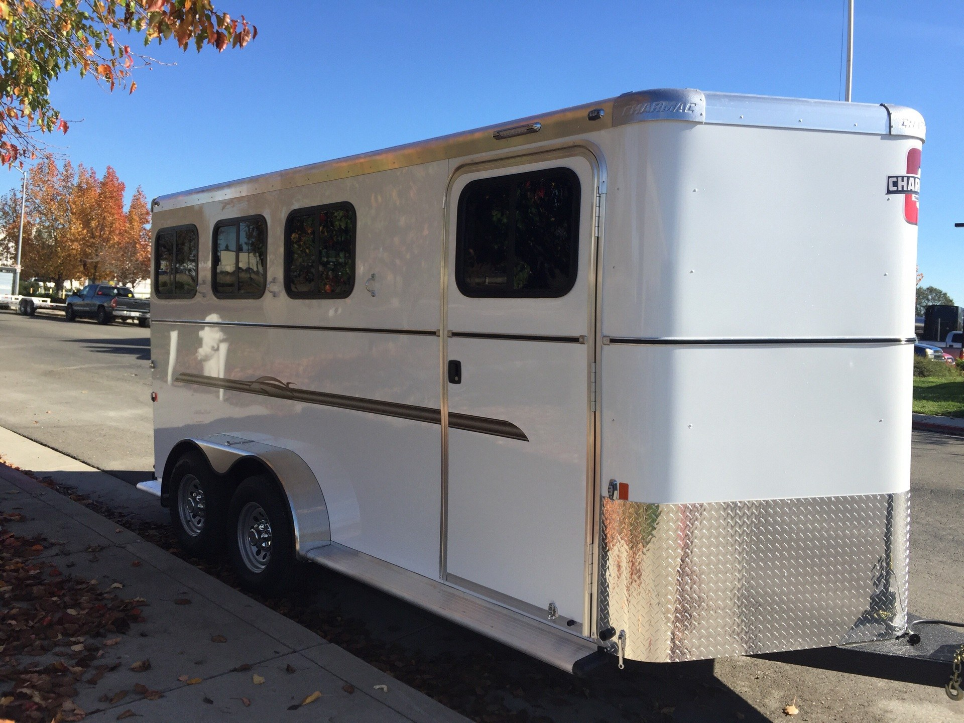 2018 Charmac Trailers RENEGADE in Elk Grove, California