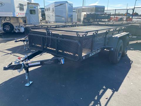 2021 Jumping Jack 6' X 12' BLACKOUT TRAILER W/ 12' TENT in Elk Grove, California - Photo 1