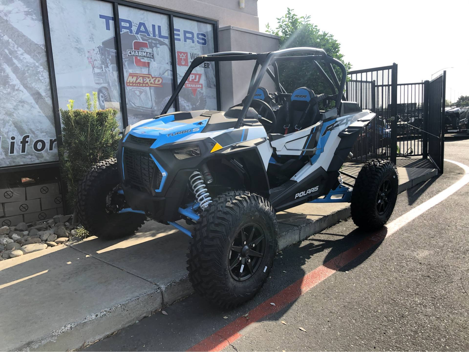 2020 Polaris RZR XP Turbo S Velocity in Elk Grove, California - Photo 1