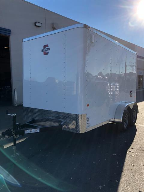 2019 Charmac Trailers 12' X 7' STEALTH CARGO in Elk Grove, California