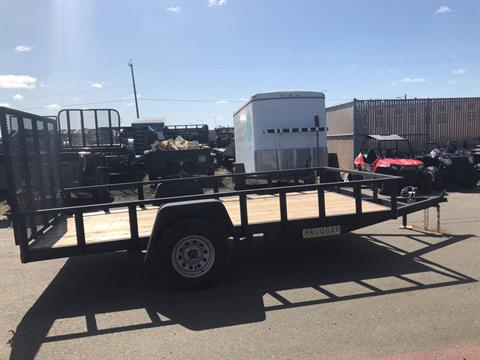 2018 Charmac Trailers 6' X 10' RUGGED UTILITY TRAILER in Elk Grove, California