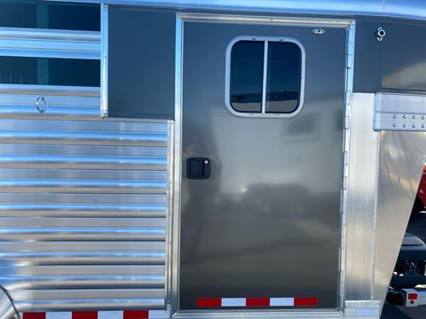 2022 4-STAR TRAILERS 3H GN RUNABOUT STOCK COMBO in Elk Grove, California - Photo 6