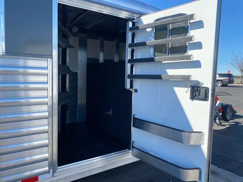 2022 4-STAR TRAILERS 3H GN RUNABOUT STOCK COMBO in Elk Grove, California - Photo 7