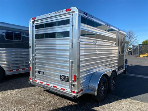 2022 4-STAR TRAILERS 3H GN RUNABOUT STOCK COMBO in Elk Grove, California - Photo 12