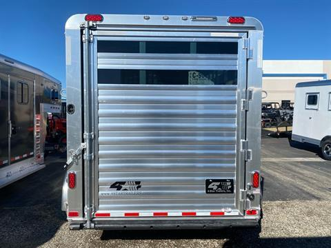 2022 4-STAR TRAILERS 3H GN RUNABOUT STOCK COMBO in Elk Grove, California - Photo 13