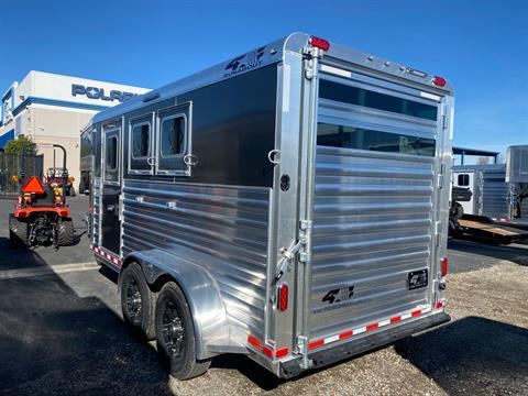 2022 4-STAR TRAILERS 3H GN RUNABOUT STOCK COMBO in Elk Grove, California - Photo 14