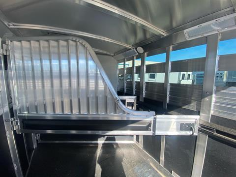 2022 4-STAR TRAILERS 3H GN RUNABOUT STOCK COMBO in Elk Grove, California - Photo 18