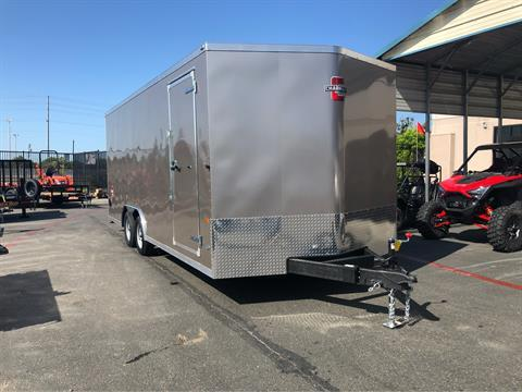 "2020 Charmac Trailers 20' X 100"" STEALTH CARGO TRAILER in Elk Grove, California"