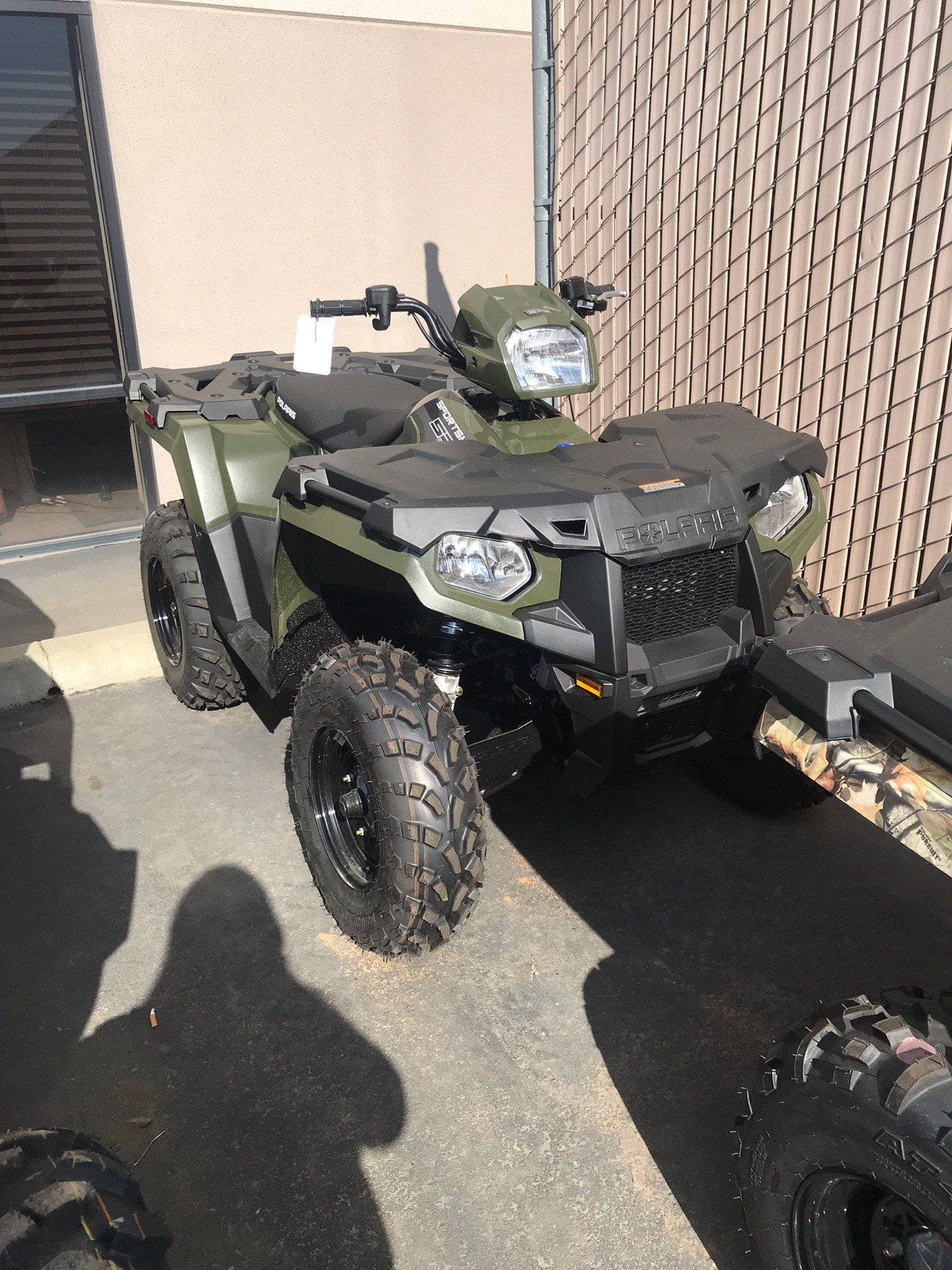 2019 Polaris Sportsman 570 in Elk Grove, California