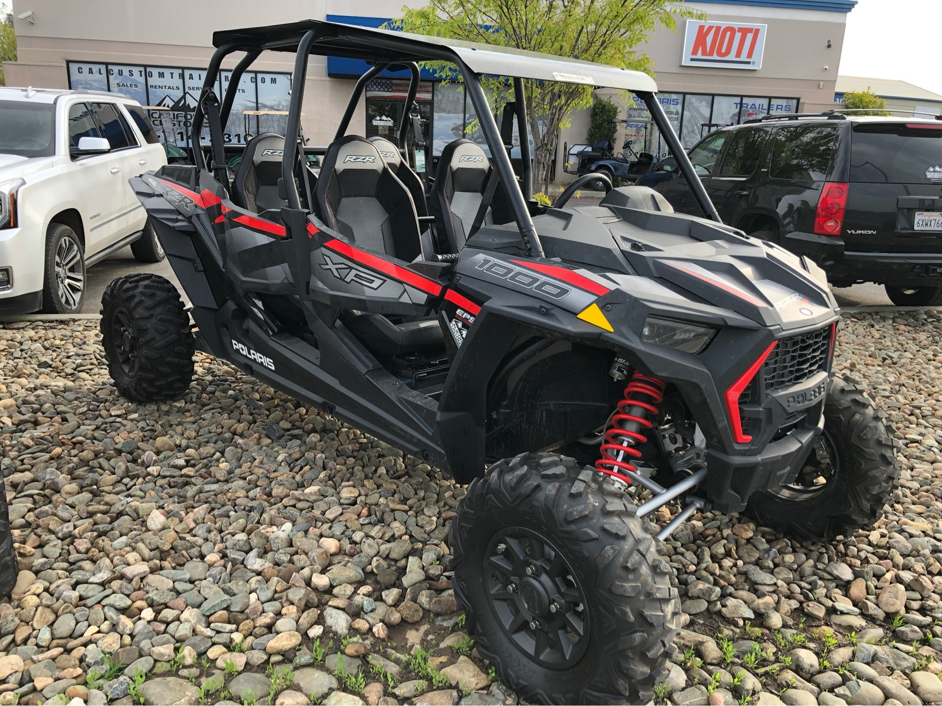 2019 Polaris RZR XP 4 1000 EPS in Elk Grove, California