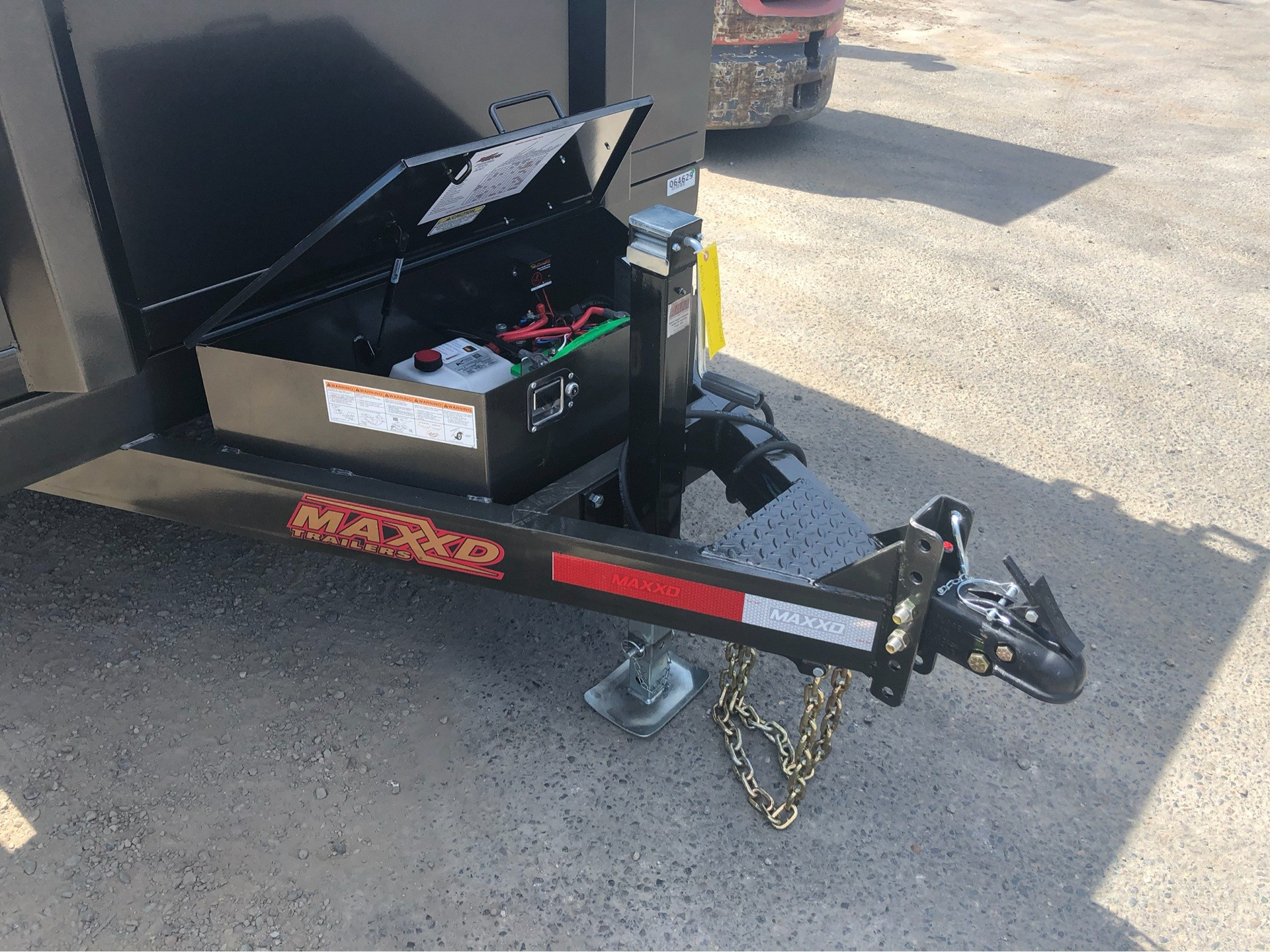"2019 MAXXD TRAILERS 10' x 72"" DUMP TRAILER in Elk Grove, California - Photo 3"