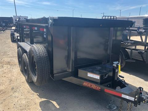 "2019 MAXXD TRAILERS 10' x 72"" DUMP TRAILER in Elk Grove, California - Photo 1"
