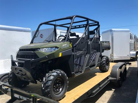 2019 Polaris Ranger Crew XP 1000 EPS in Elk Grove, California - Photo 1