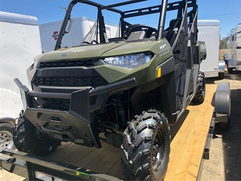 2019 Polaris Ranger Crew XP 1000 EPS in Elk Grove, California - Photo 2