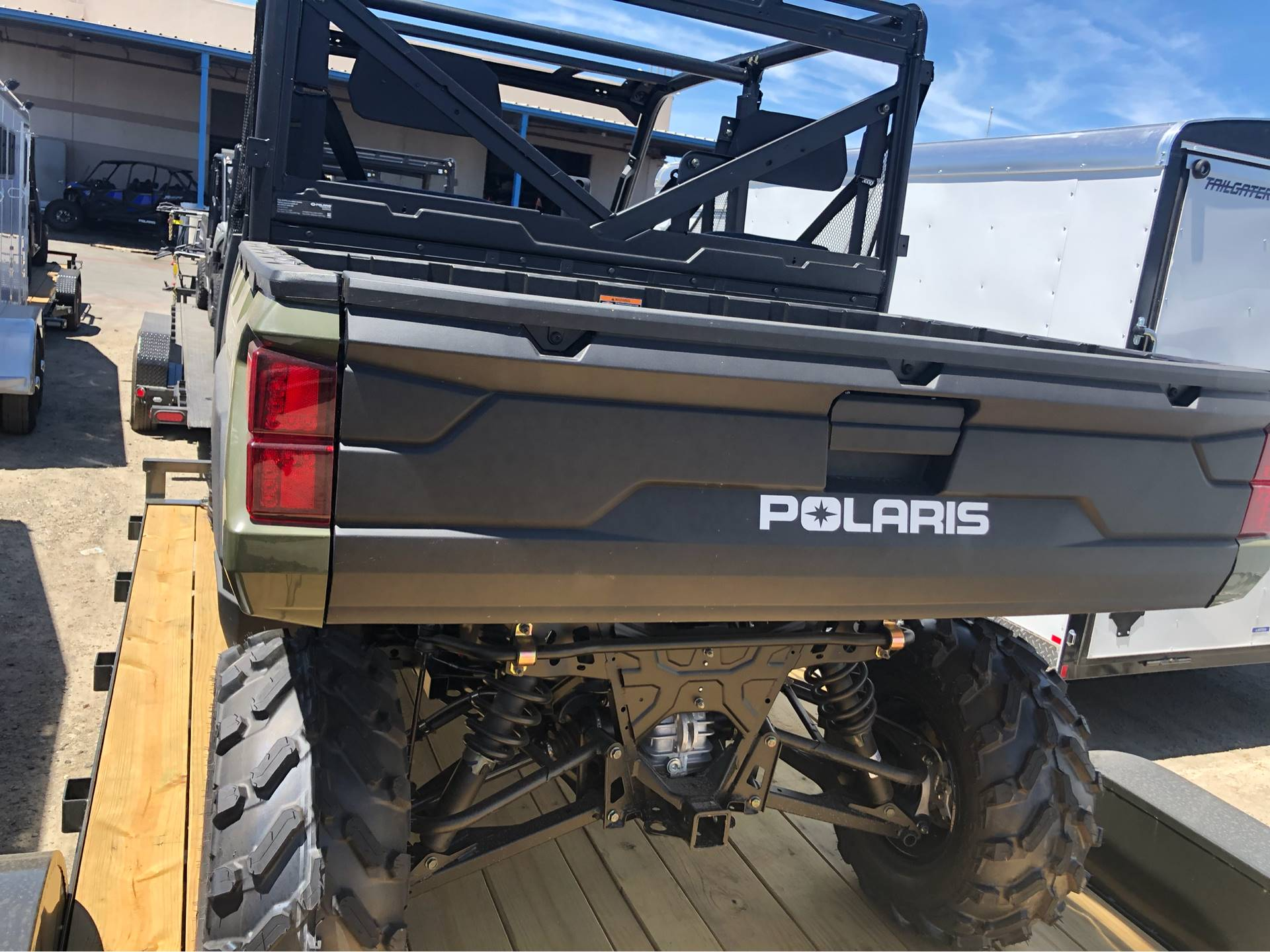 2019 Polaris Ranger Crew XP 1000 EPS in Elk Grove, California - Photo 8