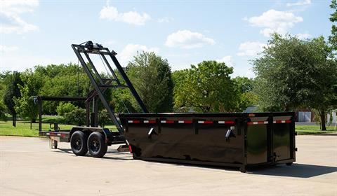 "2021 MAXXD TRAILERS 14' x 83"" GN ROLL-OFF DUMP TRAILER (Bins Available) in Elk Grove, California - Photo 2"