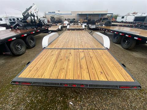 2021 PJ Trailers 4 in. Channel Carhauler (C4) 18 ft. in Elk Grove, California - Photo 10
