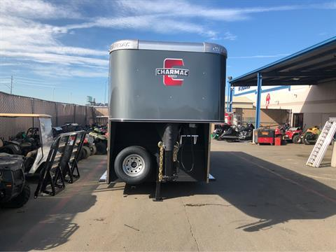 2018 Charmac Trailers 19' X 7' OUTLAW GN 3H in Elk Grove, California