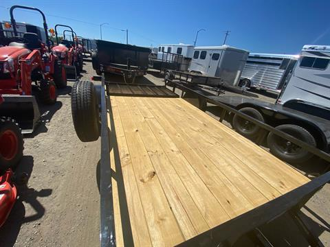 "2020 MAXXD TRAILERS 14' X 77"" SA UTILITY TRAILER in Elk Grove, California - Photo 7"